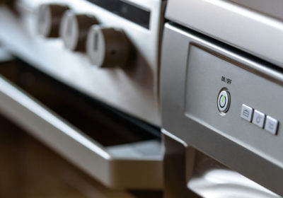 Gas Cooker Installation